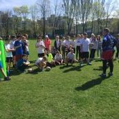 Zajęcia pokazowe i miniturniej Rugby - Tag - klasy V - 18.04.2018 r._1