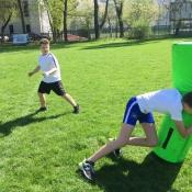 Zajęcia pokazowe i miniturniej Rugby - Tag - klasy V - 18.04.2018 r._20
