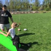 Zajęcia pokazowe i miniturniej Rugby - Tag - klasy V - 18.04.2018 r._22