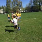 Zajęcia pokazowe i miniturniej Rugby - Tag - klasy V - 18.04.2018 r._29