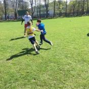 Zajęcia pokazowe i miniturniej Rugby - Tag - klasy V - 18.04.2018 r._31