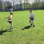 Zajęcia pokazowe i miniturniej Rugby - Tag - klasy V - 18.04.2018 r._32