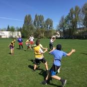 Zajęcia pokazowe i miniturniej Rugby - Tag - klasy V - 18.04.2018 r._41