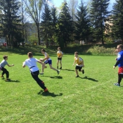 Zajęcia pokazowe i miniturniej Rugby - Tag - klasy V - 18.04.2018 r._42