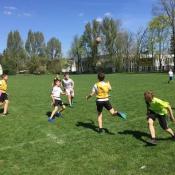 Zajęcia pokazowe i miniturniej Rugby - Tag - klasy V - 18.04.2018 r._51