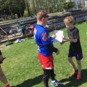 Zajęcia pokazowe i miniturniej Rugby - Tag - klasy V - 18.04.2018 r._63