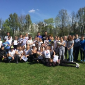 Zajęcia pokazowe i miniturniej Rugby - Tag - klasy V - 18.04.2018 r._65