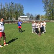 Zajęcia pokazowe i miniturniej Rugby - Tag - klasy V - 18.04.2018 r._7