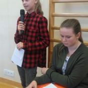 Zapisy do sekcji Samorządu Uczniowskiego