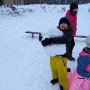 Zimowe zabawy 1b (20.01.2021)