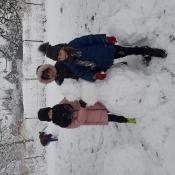 Zimowe zabawy 3a (25.01.2021)