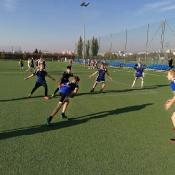 Złoto w Igrzyskach Dzieci w Rugby-Tag (25.10.2019)