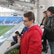 Zwiedzanie Areny Lublin