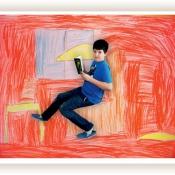Miejsce przyjazne czytaniu - projekty uczniów klasy VA - maj 2015r._14