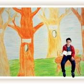 Miejsce przyjazne czytaniu - projekty uczniów klasy VA - maj 2015r._2