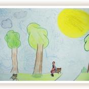 Miejsce przyjazne czytaniu - projekty uczniów klasy VA - maj 2015r._6
