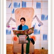 Miejsce przyjazne czytaniu - projekty uczniów klasy VA - maj 2015r._8