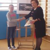 Praca Kasi Dudy nagrodzona w Ogólnopolskim Konkursie Plastycznym