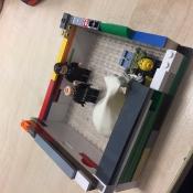 Przypowieść o Synu Marnotrawnym klockami Lego malowana_1
