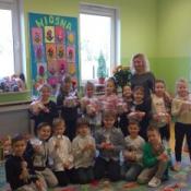 Obchody Dnia Dziewczynek w klasach zerowych