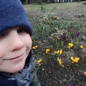 Żabki i Biedronki na tropie wiosny…_11
