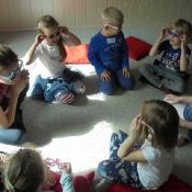 Żabki w Szkole Językowej Helen Doron