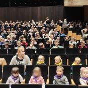 Bajkowe ferie w filharmonii