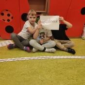 Biedronki biorą udział w #CodeWeek'u_12