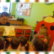Biedronki czytają z mamą Kubusia_3
