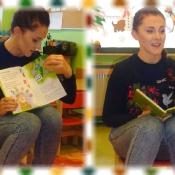 Biedronki czytają z mamą Kubusia_4