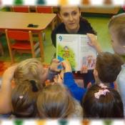 Biedronki czytają z mamą Kubusia_9