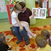 Biedronki czytają z mama Olgi_8