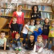 Biedronki na lekcji bibliotecznej_12