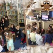 Biedronki na lekcji bibliotecznej_9