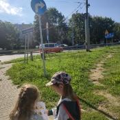 Biedronki poznają zasady ruchu drogowego_2