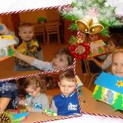 Biedronki ze świąteczną wizytą
