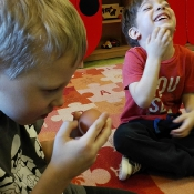 Jajko - projekt edukacyjny Biedronek