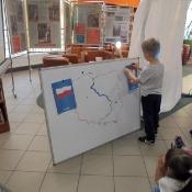 Jak przedszkolaki odkrywały w bibliotece historię powstania państwa polskiego