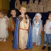 Jasełkowe świętowanie Dnia Babci i Dziadka u Króla Maciusia_14