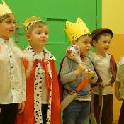 Jasełkowe świętowanie Dnia Babci i Dziadka u Króla Maciusia_23