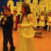 Jasełkowe świętowanie Dnia Babci i Dziadka u Króla Maciusia_35