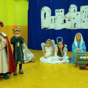 Jasełkowe świętowanie Dnia Babci i Dziadka u Króla Maciusia_42