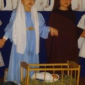 Jasełkowe świętowanie Dnia Babci i Dziadka u Króla Maciusia_61