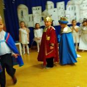 Jasełkowe świętowanie Dnia Babci i Dziadka u Króla Maciusia_74