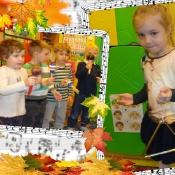Jesienna rytmika u Żabek