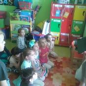 Książka – projekt edukacyjny Biedronek