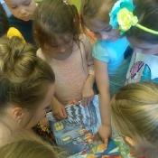 Książka – projekt edukacyjny Biedronek_22