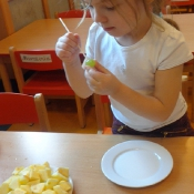 Maciusiowe Królestwo Czekolady, czyli Dzień Czekolady w przedszkolu_15