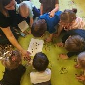 Maciusiowe Królestwo Czekolady, czyli Dzień Czekolady w przedszkolu_35