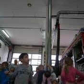 Maciusiowe przedszkolaki w Straży Pożarnej_49